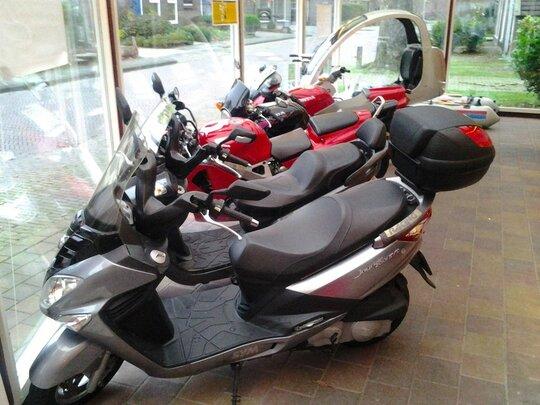 Motoren-en-scooters