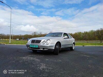 Mercedes CLK 200 SPORT